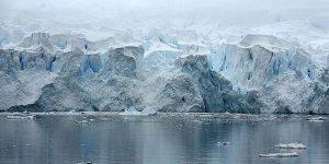 Antarktika buzullarının 'sesi' kaydedildi