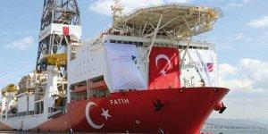 Fatih Akdeniz'de doğalgaz seferine başlıyor