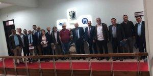 KTÜ Fakülte Danışma Kurul Toplantısı yapıldı