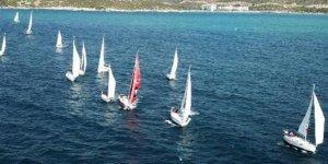 Cumhuriyet Kupası yelken yat yarışları sona erdi