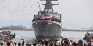 TCG Burgazada, Türk donanmasına katılıyor