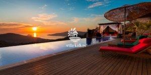 Neden Villa Kalkan'da Havuzlu Kiralık Villalarda Kalmalısınız?