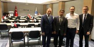 DTO Kocaeli'den 1 milyon denizci projesine destek