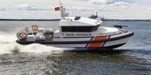 Ares Tersanesi'nden Sahil Güvenlik'e 105 yeni bot