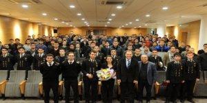 İTÜ Denizcilik Fakültesi Turkon Holding'i ağırladı