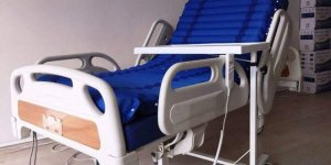 Hasta Yatağı İle Evde Hasta Bakımı
