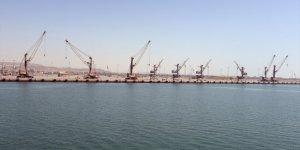 Hindistan Çabahar Limanı'nıdevraldı