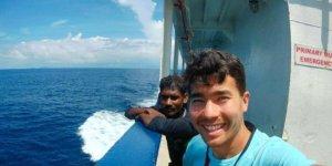 Yasak adaya giren turistin korkunç sonu