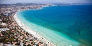 Çeşme Ilıca plajı belediyeye devredildi