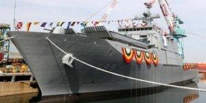 Kore yeni LST'yi donanmadaenvantere ekledi