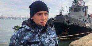 Ukraynalı askerlerin görüntülerini yayınlandı