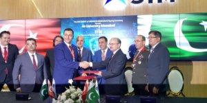 STM'den Pakistan'da siber güvenlik anlaşması