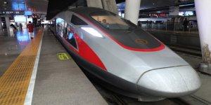 Çin'den sualtı hızlı tren projesi