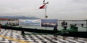Zübeyde Hanım gemisi millet kıraathanesi (mi) oluyor!