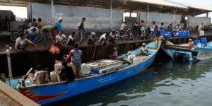 Yemenli balıkçıların ölüm kalım savaşı