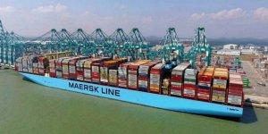 Moody's Maersk'in kredi notunu düşürdü