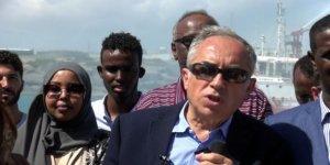 Mogadişu Limanı'na Albayrak'tan yeni yatırım