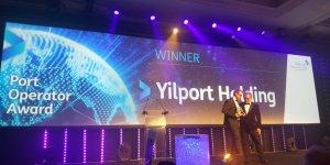 YILPORT'a Yılın Liman İşletmecisi Ödülü