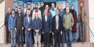Ter-Temiz proje toplantısı GEMİSANDER'de yapıldı