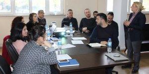 Hopaport'ta hizmet içi eğitimler devam ediyor