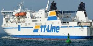 """TT-Line filosuna yeni """"Yeşil Gemi"""""""