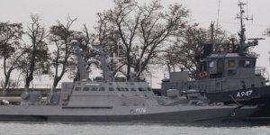 Ukrayna yine gemi yolluyor, Rusya teyakkuzda!