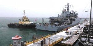İngiliz donanması, Karadeniz'e geri döndü