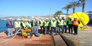 Kuşadası Limanı'nda kirliliğe geçit yok