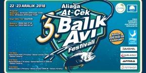 Aliağa'da At-Çek Balık Avı Festivali başlıyor