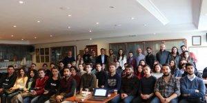 Öğrenciler MARPORT Limancılık eğitimini tamamladı