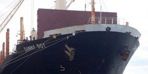 Denizi kirleten gemiye 479 bin lira ceza