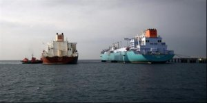 Gemiden gemiye LNG transferi tamamlandı