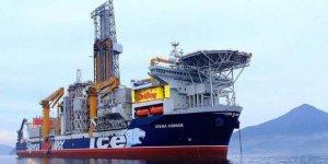 Rumlara doğalgaz arayan gemi arızalandı