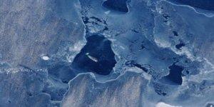 Buzullar eridi tonlarca metan gazını açığa çıktı
