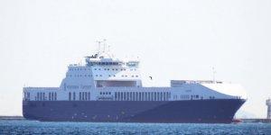 Çanakkale Boğazı'nda korkutan gemi yangını