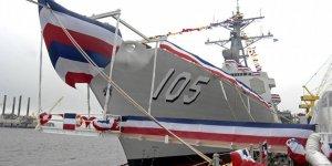 ABD Donanması hipersonik mermileri test etti