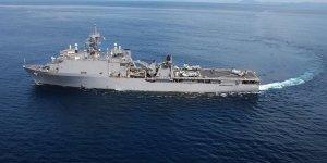 ABD'nin savaş gemisi geri dönüyor