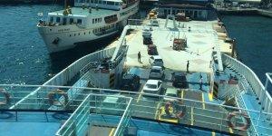 Negmar'ın feribotu şehit yakınları ve gazilere ücretsiz