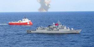 Barbaros Hayreddin Paşa'ya 'Barbaros' refakat ediyor