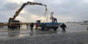 Tüm çabaları ekmek teknelerini kurtarmak için!