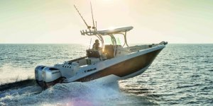 Honda Marine'nin yeni motorları Boat Show'da