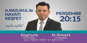 Prof. Dr. Hüseyin Nazlıkul artık KRT'de