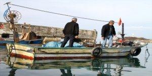 """Kıyı balıkçıları erken """"Paydos"""" etti"""