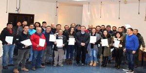 DTO Bodrum eğitimlere devam ediyor