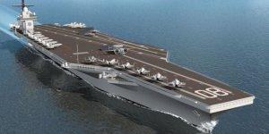 Pentagon 2 nükleer uçak gemisi yaptırıyor