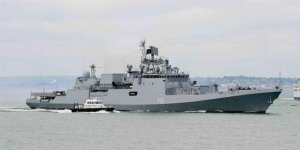 Hint Donanması'na 2 yeni fırkateyn