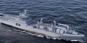 Fransa'dan lojistik destek gemisi siparişi