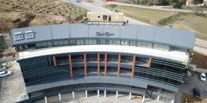 Asyaport'a 5 katlı modern yönetim binası