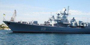 Ukrayna Kerç Boğazı'na yine gemi gönderiyor