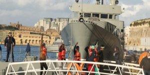 Kurtarma gemisine Alan Kurdi adı veriliyor